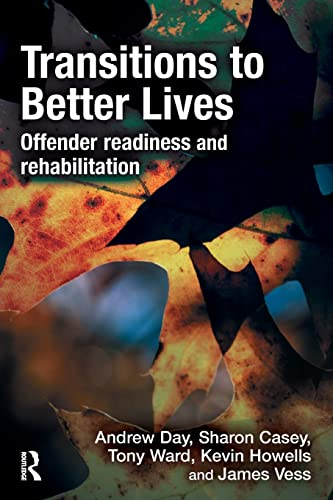 9781843927181: Transitions to Better Lives: Offender Readiness and Rehabilitation