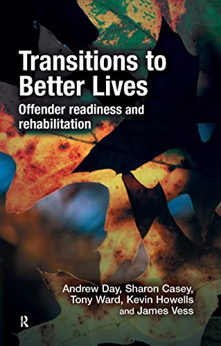 9781843927198: Transitions to Better Lives: Offender Readiness and Rehabilitation