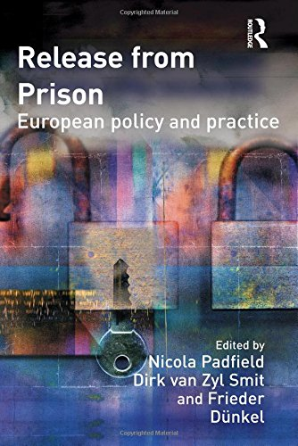 9781843927419: Release from Prison: European Policy and Practice