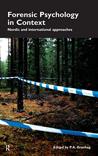 9781843928287: Forensic Psychology in Context: Nordic and International Approaches