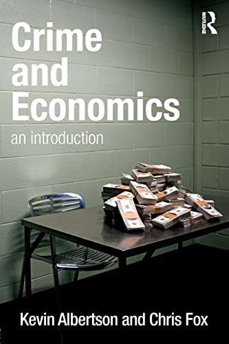 Crime and Economics: An Introduction