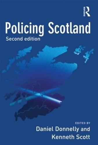 9781843929383: Policing Scotland