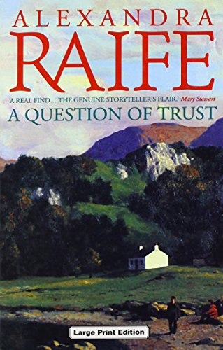 9781843950226: A Question Of Trust (CH) (Charnwood Library)
