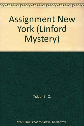 9781843957461: Assignment New York (LIN) (Linford Mystery Library)