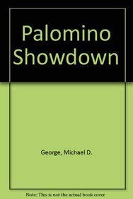 Palomino Showdown (Linford Western Library): George, Michael D.