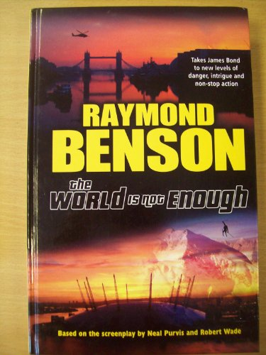 9781843958444: The World Is Not Enough (Linford Western Library)