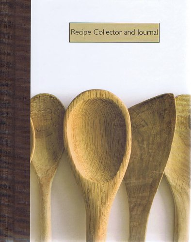 9781843979333: Recipe Collector and Journal - Select Stationery