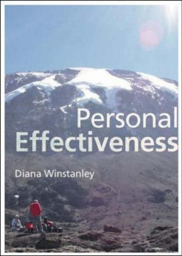 9781843980025: Personal Effectiveness : A guide to action