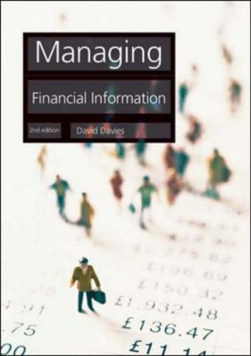 9781843980032: Managing Financial Information