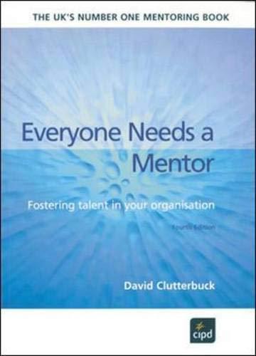 9781843980544: Everyone Needs a Mentor