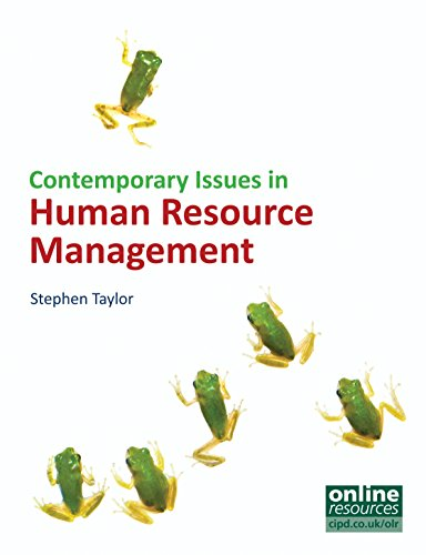Contemporary Issues in Human Resource Management (Paperback): Stephen Taylor