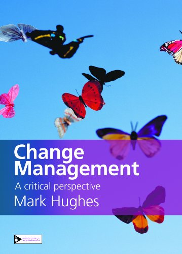 9781843980704: Change Management: a Critical Perspective