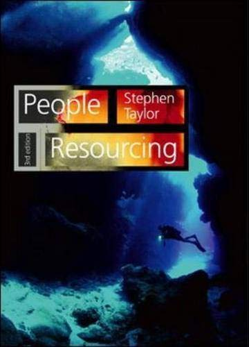 9781843980773: People Resourcing