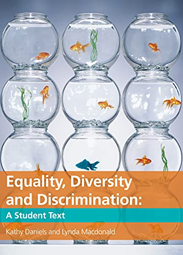 9781843981121: Equality, Diversity and Discrimination: A Student text