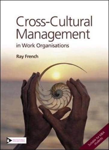 9781843981497: Cross-Cultural Management : in Work Organisations