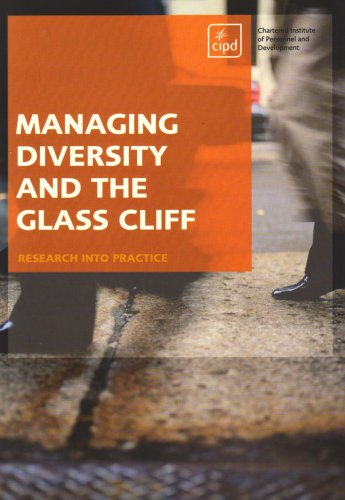 9781843981909: Managing Diversity and the Glass Cliff