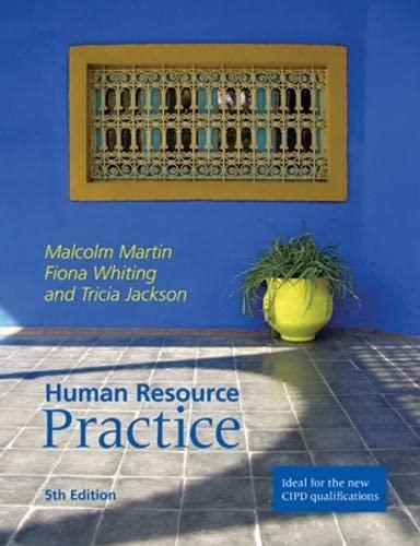 9781843982531: Human Resource Practice