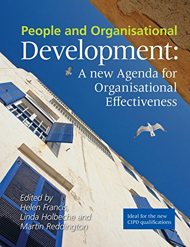 People and Organisational Development: A New Agenda for Organisational Effectiveness: Francis, ...
