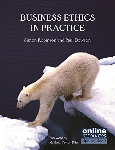 9781843982722: Business Ethics in Practice