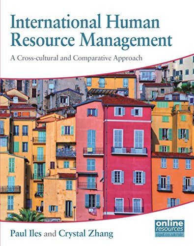 9781843983002: International Human Resource Management : A Cross-cultural and Comparative Approach (Cipd Publications)