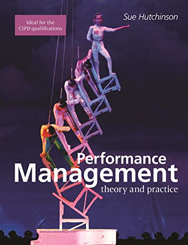 9781843983057: Performance Management: Theory and Practice (Cipd Publications)