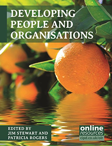 9781843983132: Developing People and Organisations