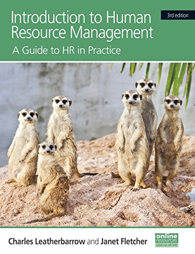 9781843983590: Introduction to Human Resource Management: A Guide to HR in Practice