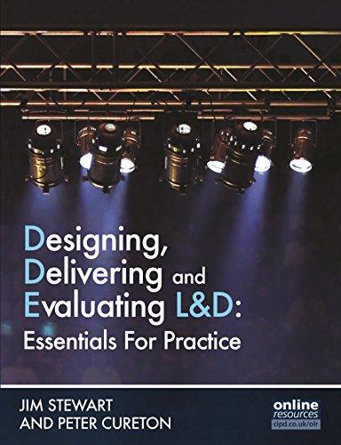 9781843983606: Designing, Delivering and Evaluating L&D: Essentials for Practice