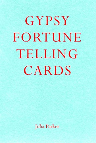 Gypsy Fortune Telling Cards: Parker, Julia & Rickwood, Gypsy