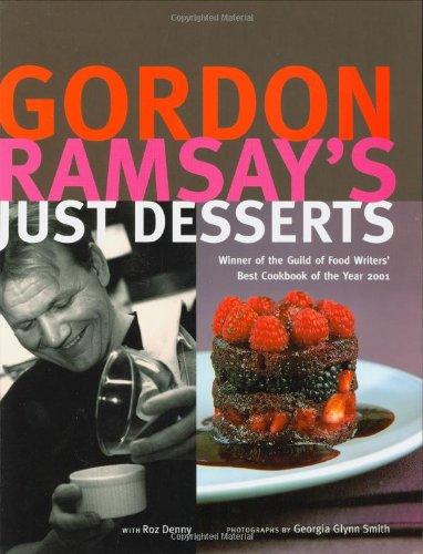 9781844000197: Gordon Ramsay's Just Desserts