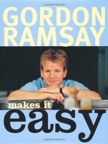 9781844001163: Gordon Ramsay Makes It Easy: + dvd