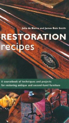 9781844002788: Restoration Recipes