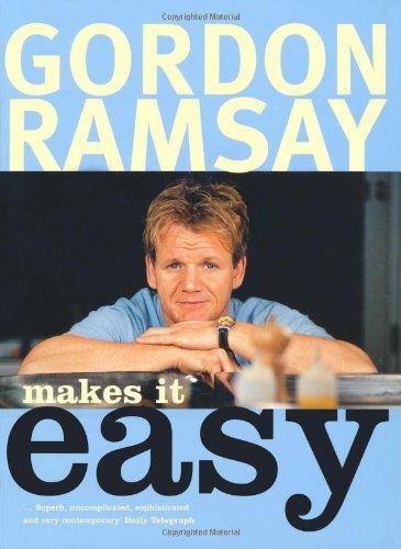 9781844003242: Gordon Ramsay Makes It Easy