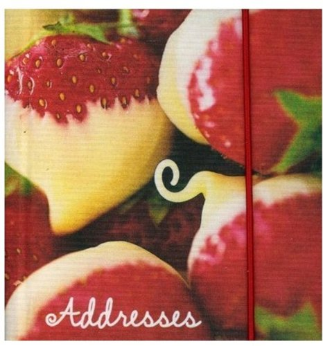 Addresses Red (Red Collection): Quadrille+