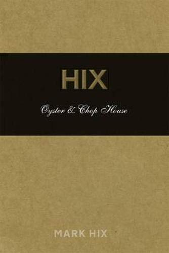 9781844003921: Hix Oyster & Chop House