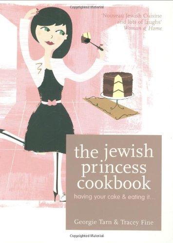 9781844005062: The Jewish Princess Cookbook