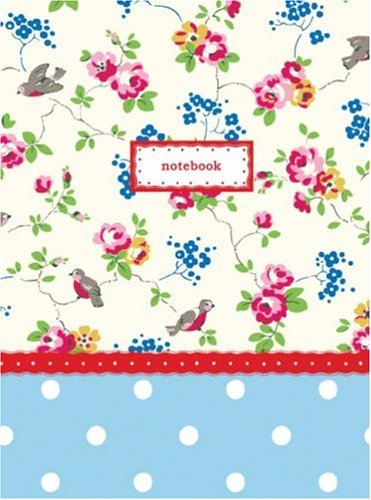 9781844005406: Cath Kidston Birds Notebook (Cath Kidson Stationary Coll)