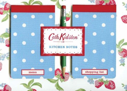 9781844005420: Cath Kidston Kitchen Memo Notes (Cath Kidston Stationery Collec)
