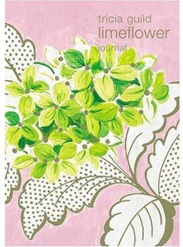 9781844005536: Tricia Guild Lime Flower Journal (Tricia Guild Flower Collection)