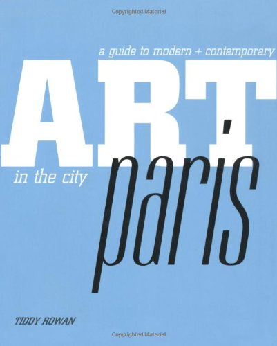 9781844005956: Art in the City: Paris