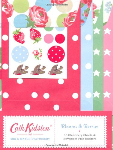 9781844006687: Mix & Match Berries (Cath Kidston Stationery)