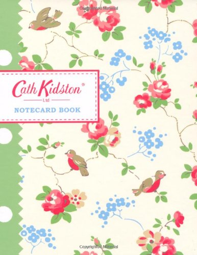 9781844006717: Notecard Book (Cath Kidston Stationery)