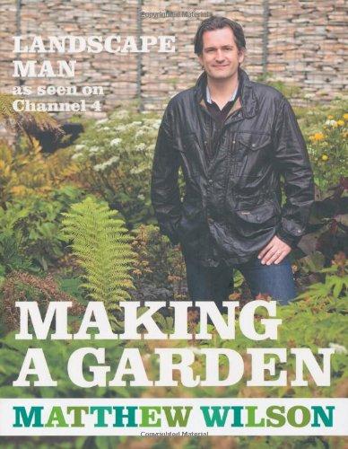 9781844007622: Landscape Man: Making a Garden