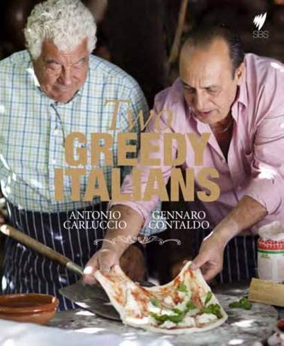 9781844009428: Two Greedy Italians: Carluccio and Contaldo's Return to Italy. Antonio Carluccio and Gennaro Contaldo