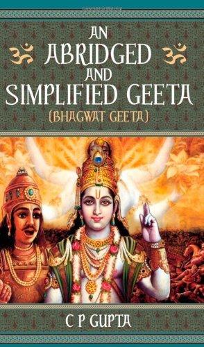 9781844015603: An Abridged and Simplified Geeta (Bhagwat Geeta)