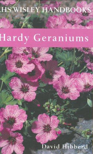 9781844030170: Hardy Geraniums (Rhs Wisley Handbooks)