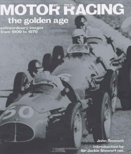 Motor Racing - The Golden Age From 1900 - 197: Tennant, John