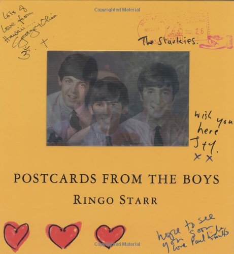 Postcards from the Boys (1844032787) by Starr, Ringo