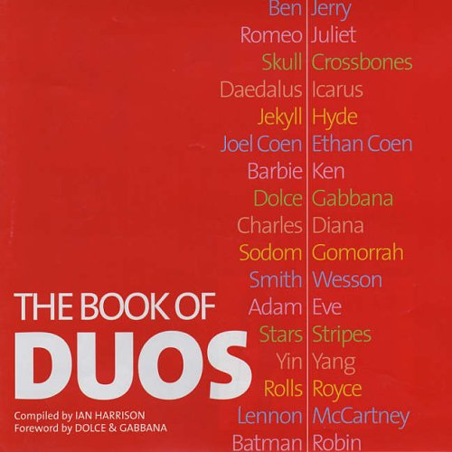 The Book Of Duos : Barbara Dixon,Dolce &