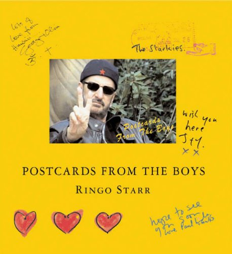 9781844034239: Postcards from the Boys